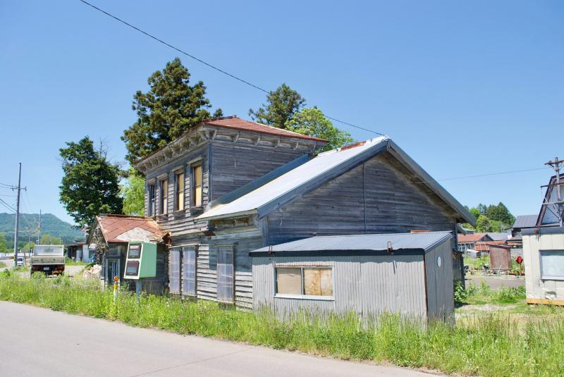 旧神山繁樹邸